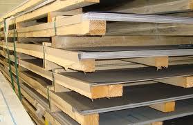 Constructiebedrijf staalhandel j vd velde zn plaat materiaal - Rvs plaat voor keuken ...